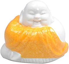 Chinese Feng Shui Decor Statues Laughing Buddha Car Home and Office Congratulatory Gifts Good Luck and Attract Wealth