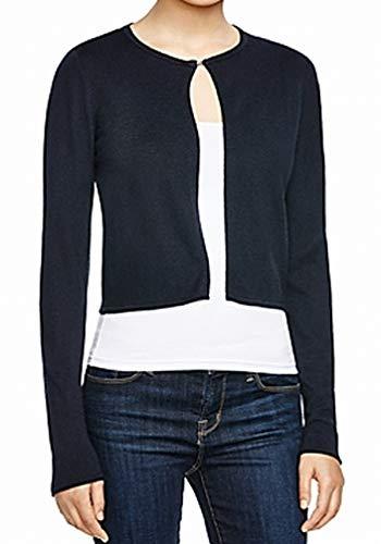 T Tahari Damen Pullover Avital - Blau - X-Groß