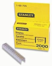 Stanley Staples tipo G (1200) 6mm 069714