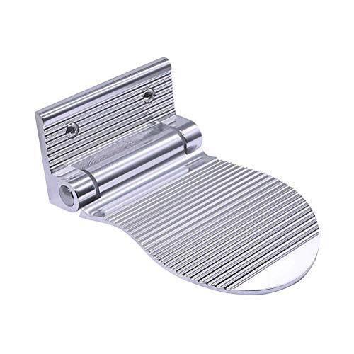 Wing Reposapiés para Ducha Ayuda para el Afeitado Antideslizante Plegable Reposapiés para Patas de...