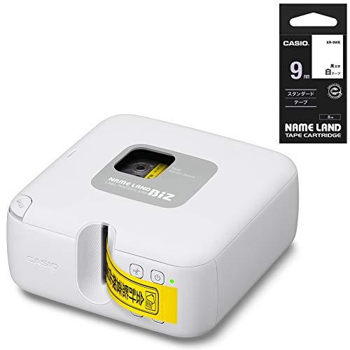 カシオ ラベルライター ネームランドBIZ PC&スマホ接続モデル KL-PS-SET テープ付セット