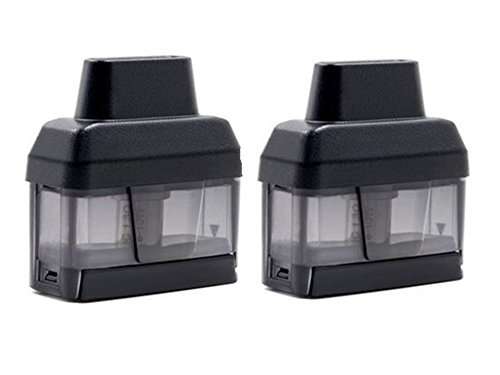 ELEAF- Pack de 2 Claromizador de reemplazo con resistencia IC 1.3ohm para E-cigarette iCare 2 version 2ml(non contiene tabacco ne' nicotina)