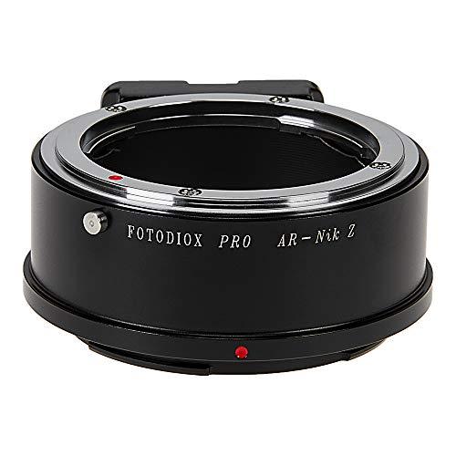 Fotodiox Pro Adaptador De Lentes Compatible con Lentes de Konica Auto-Reflex (AR)...
