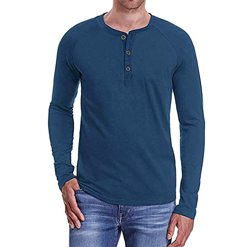 Roiper Sweat-Shirt des Hommes, Pull Rayé à Manches Longues Fashion pour l'hiver