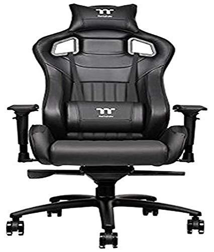 Thermaltake Tt Esports X Fit XF100 Racing Bucket Seat Style Ergonomic Gaming Chair Black