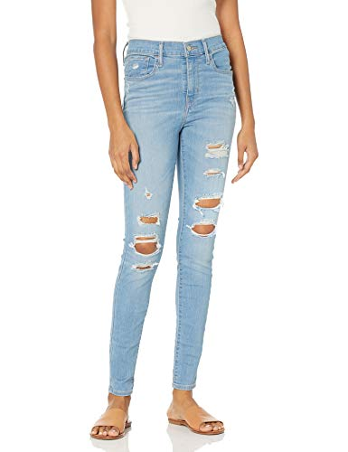Levi's Women's 720 High Rise Super Skinny Jeans, Roger That, 24 (US...