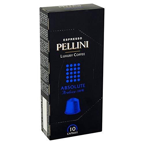 Pellini Luxury Absolute Nespresso Compatible Coffee Capsules 10 per pack