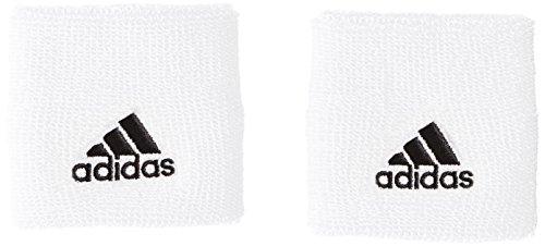 adidas Herren S Schweißbänder, White/Black, OSFY