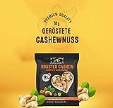 FitFit geröstete Cashew Cashewnuss Nüsse Protein Omega3 Studentenfutter 16x100g Nussmischung...