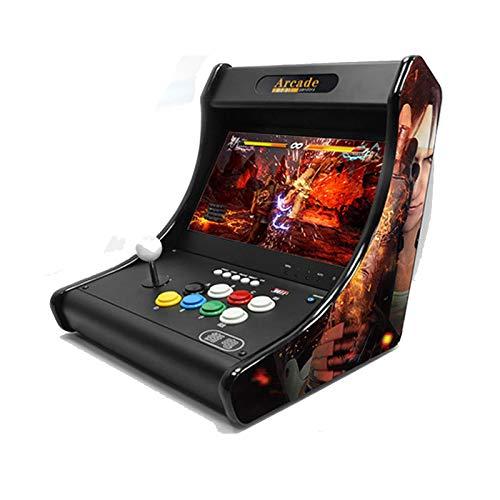Retro Game Console Pandora 3D Arcade Joystick Spielmaschine Kabinett Kampfmaschine 14 Zoll IPS Widescreen13500 Spiele Retropie