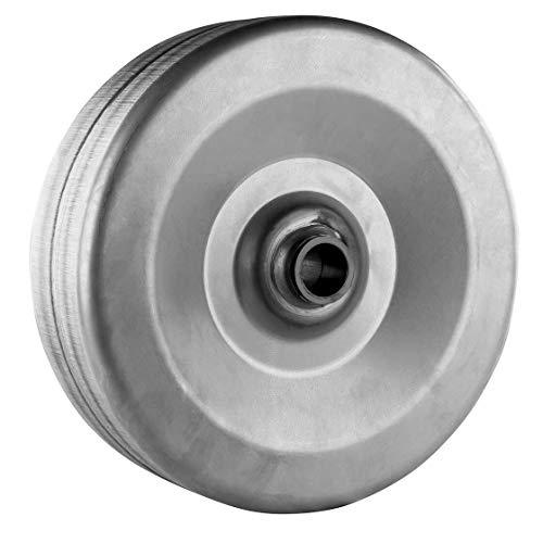 Blech-Rad | von SIMOL | 310 x 90 mm | Stützräder | Anhängerteile | Ersatzteile | Transport | Fahrzeug- und...