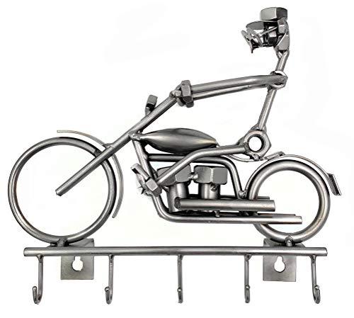 Boystoys.de Motorrad Schlüsselbrett Schraubenmännchen