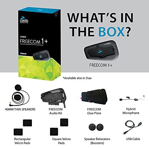 Cardo Freecom 1 Plus Dual Pack - 2