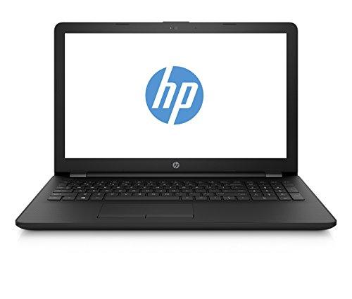 HP 15-bs025ng 2BT32EA 39,6 cm (15,6 Zoll) Laptop (Intel Celeron N3060, 4GB RAM, 1TB HDD, Intel HD-Grafikkarte 400, FreeDOS 2.0) schwarz (Generalüberholt)