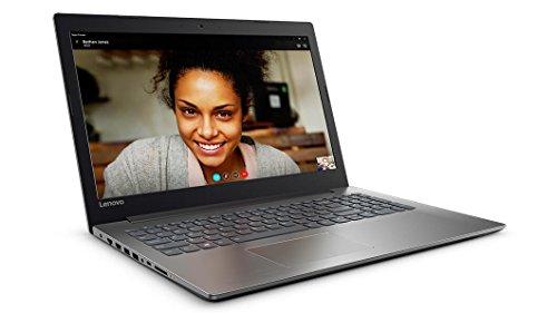"Lenovo Ideapad 320-15IAP - Ordenador portátil 15.6"" HD (Intel Celeron N3350, 4 GB RAM, 500 GB HDD, Intel HD 500, sin sistema operativo) negro - Teclado QWERTY Español"