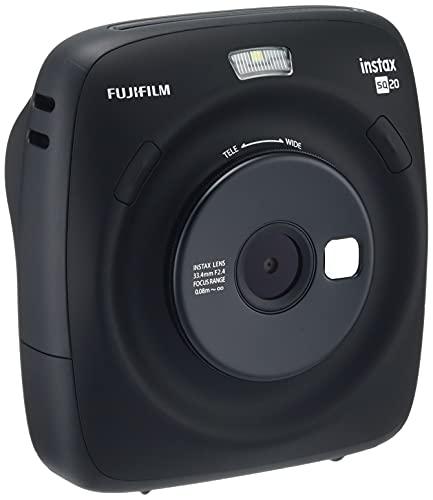 FUJIFILMハイブリッドインスタントカメラinstaxSQUARESQ20マットブラックINSSQ20BLACK