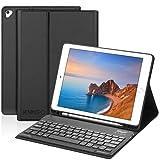 KVAGO Tastiera per iPad 9.7, Custodia con Tastiera Bluetooth per iPad 2018(6a Gen)/2017 (5a...
