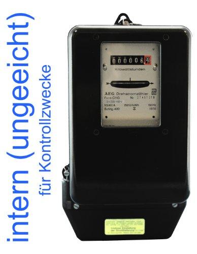 Drehstromzaehler 10(40)A für interne Zwecke (max. Last 27,6 kW)