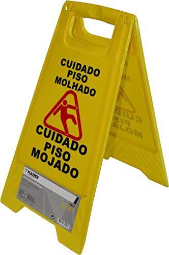 Mader Hardware 65000 Señal Advertencia Piso Mojado 62cm-65000