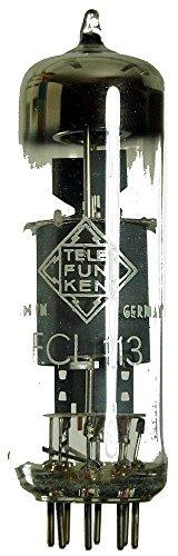 Tubo de radio ECL113 Telefunken ID12194