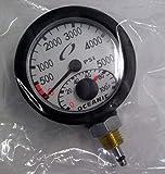 Oceanic SPG Swiv Module NO\/Tab New Scuba Pressure Gauge