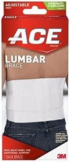 Ace Lumbar Brace, One Size Adjustable