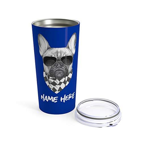 French Bulldog Travel Coffee Mug - Dog Gifts