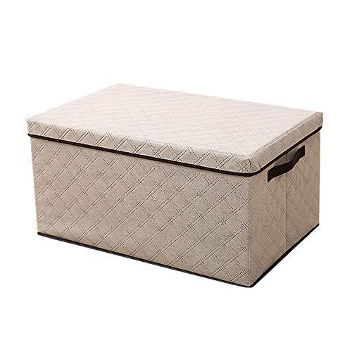 Zongha Cajas de almacenaje Decorativas Carton Cajas organizadoras Cajas de Juguete y...