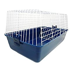 Cheap Rabbit Cages - Small Blue