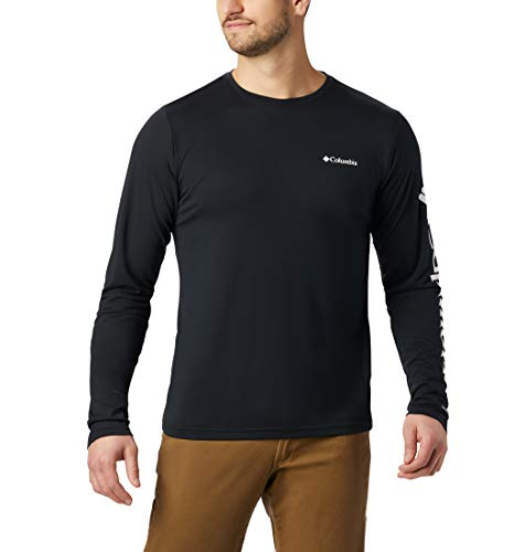 Columbia Millet Valley, Tee-shirt Graphique Manches Longues Homme