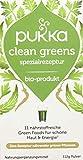 Pukka Bio-Nahrungsergänzungsmittel Clean Greens 112 g Pulver
