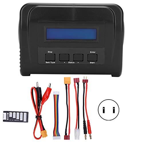 Cargador de batería Lipo, cargador de equilibrio inteligente para batería Ni ‑ MH/Ni ‑ Cd modelo S150AC 10A 150W CA 100‑240V(100‑240V(JP Plug))