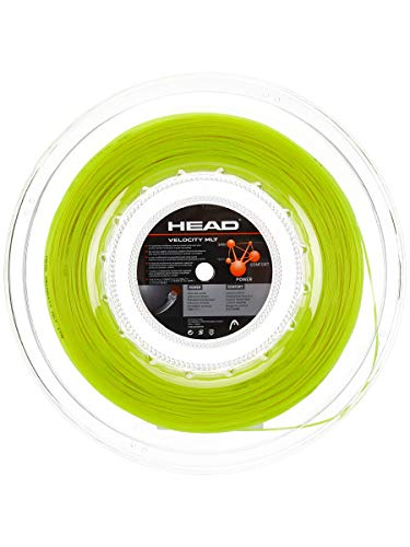 Head Unisex - Cordaje de Tenis para Adultos Velocity Mlt,...