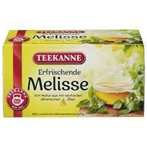 Teekanne Melisse Tee, 20 Beutel, 40g