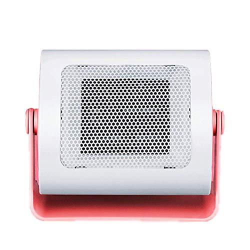 Heizlüfter, Minicalefactor eléctrico portátil de 500 W para habitaciones, para el hogar, el dormitorio o la oficina
