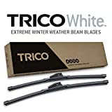 TRICO White 35-2616 Extreme Weather Winter Wiper Blades - 26'+ 16' (Pack of 2)