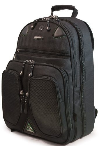 Mobile Edge ScanFast Checkpoint Friendly Backpack 2.0 for Laptops Upto 17.3-Inch - Black