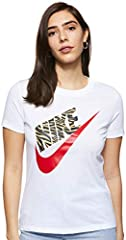 Nike W NSW tee Prep Futura Camiseta Manga Corta para Mujer