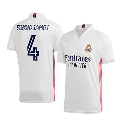 La maglia di Sergio Ramos, tra i giocatori più decisivi al mondo