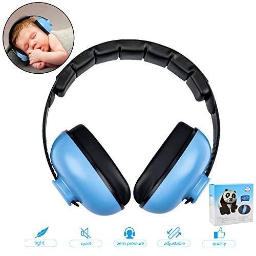 Audífonos con cancelación de ruido para niños con reducción de...