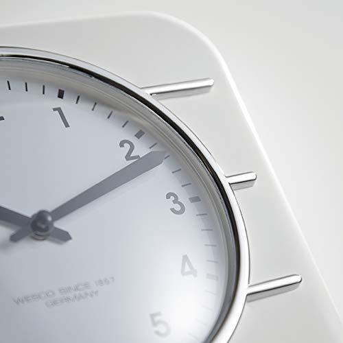 WESCO Classic Line - Reloj de Cocina, Color Crema