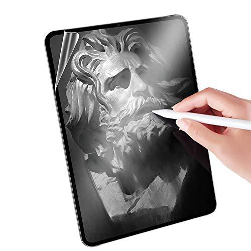 Junfire as Paper matt Bildschirmschutz für iPad 7th/8th,10.2/10.5 inch Papier-Textur Displayschutzfolie wie auf Papier Schreiben, Malen und Zeichnen