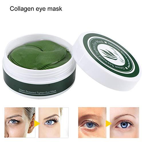 Máscara de colágeno, Parche en el ojo para eliminar las ojeras y la hidratación de la piel