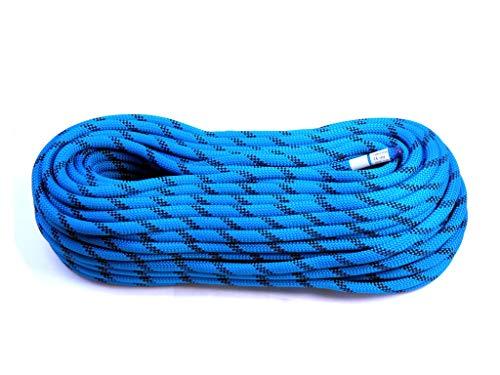 セミスタティックロープ 11mm50 m テンドン ブルーEN1891 【 ロープアクセス・IRATA基準・高所作業用】