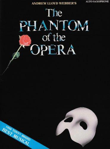 Le Fantôme de l\'Opéra Saxophone Alto