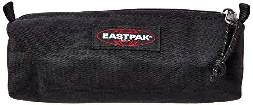 Eastpak Benchmark Single Estuche, 6 x 20.5 x 7.5 cm, Negro, poliéster