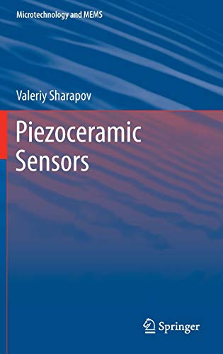 Piezoceramic Sensors (Microtechnology and MEMS)