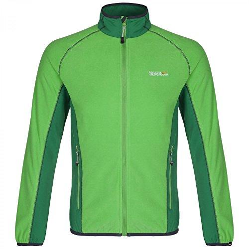 Regatta Mens Ashton Lightweight Classic Fleece Jacket
