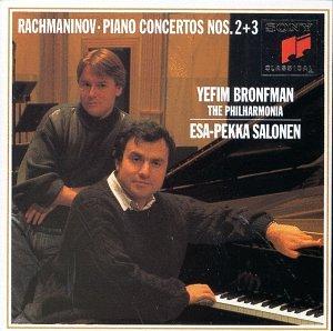 Rachmaninov:Piano Ctos. 2 & 3