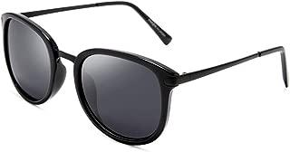 Round Polarized Sunglasses for Women Cateye Sunglasses Vintage Unisex Eyewear for Driving beach Sunglasses PZ9238